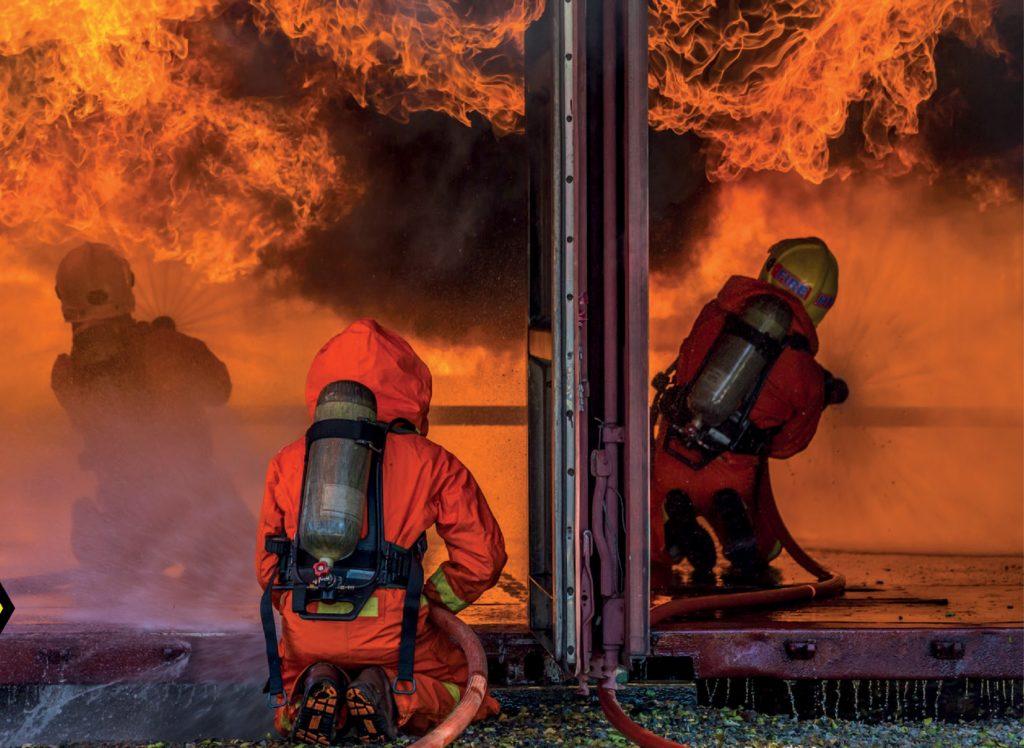 Prevenzione e procedure di emergenza contro il rischio incendi in edilizia e agricoltura