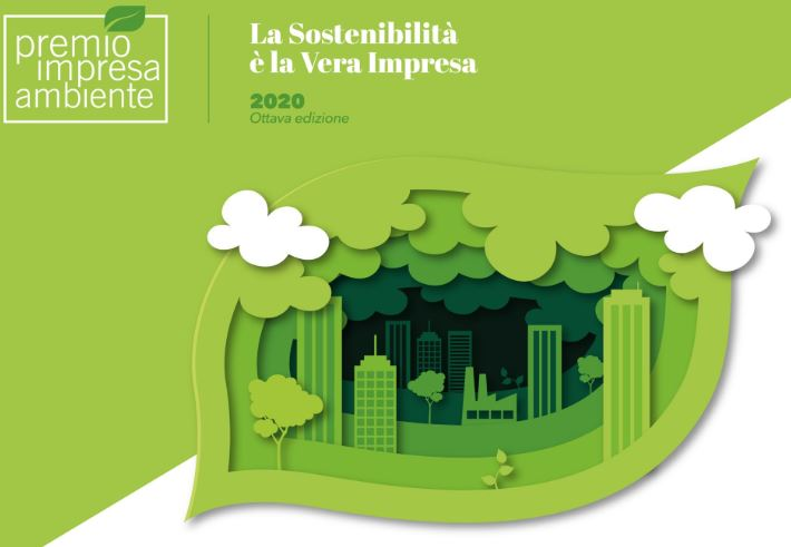 Premio Impresa Ambiente: la sostenibilità è la vera impresa