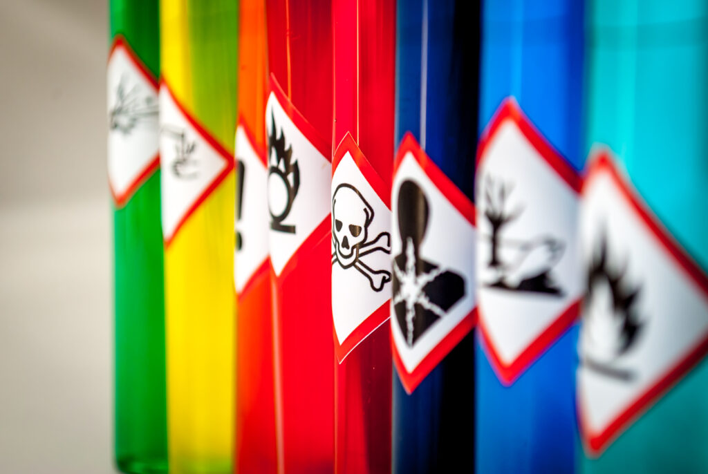 SCIP: il database ECHA per le sostanze estremamente preoccupanti