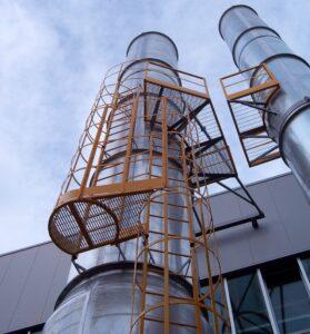 Impianti di abbattimento di solventi: l'importanza dei requisiti minimi della norma UNI 11304